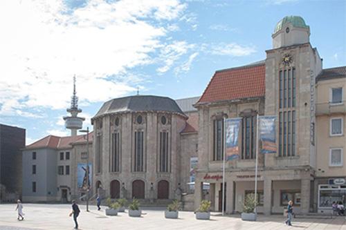 Stadttheater Bremerhaveb